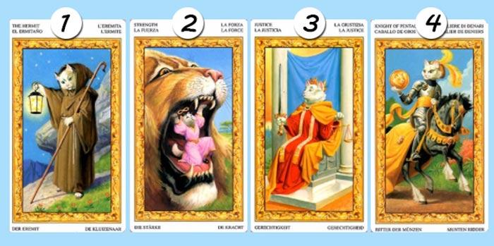 ¿Cuál Es Tu Estilo De Amor? Selecciona Una Carta De Tarot y Descúbrelo!