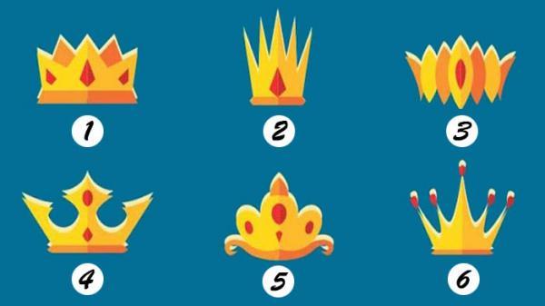 Elije una de estas coronas y descubre como te ven los demás...
