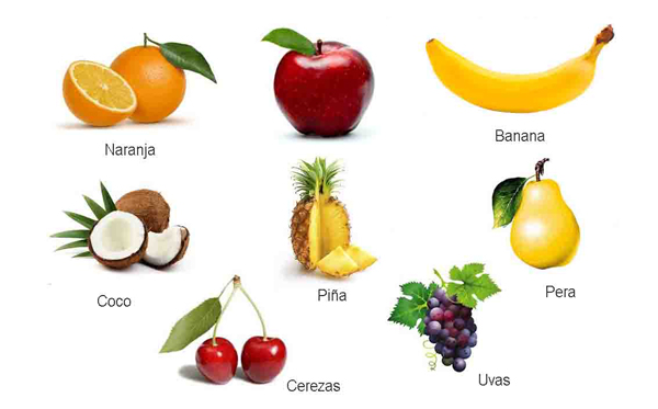 Test de la personalidad según las Frutas
