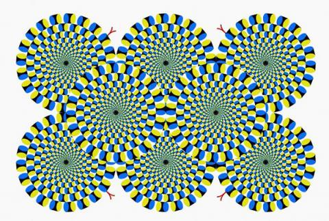 Test del cansancio: Si la imagen se mueve, ¡algo anda mal! Averigua el por qué…