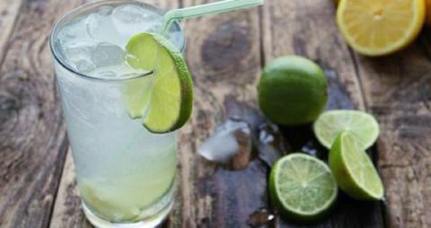 Toma agua de limón en lugar de pastillas si tienes uno de estos 13 problemas
