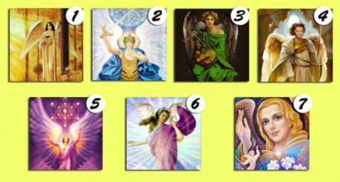 Elíge uno de estos 7 arcángeles y descubre el maravilloso mensaje que tiene para ti. Te encantará!