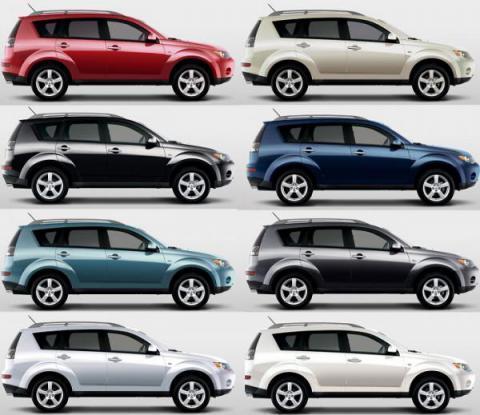 El color de tu auto define tu personalidad