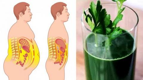 Un vaso antes de dormir, hará que al siguiente día notes un cambio enorme en tu cintura