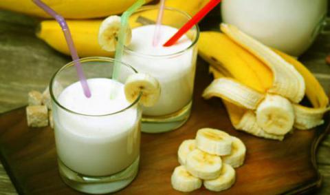 Batidos de proteínas caseros para ganar masa muscular.