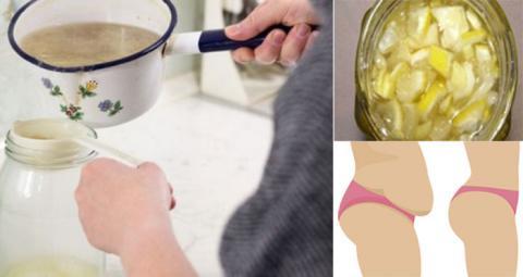 La receta de la abuela paraeliminar la barriga, eliminar toxinas y acelerar el metabolismo
