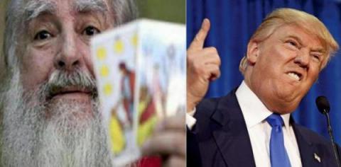 """El histórico """"Brujo Mayor"""" dio sus predicciones para el año 2017"""