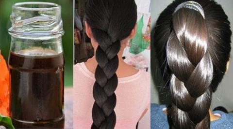 Este Remedio repara el cabello dañado, aceleran su crecimiento en un 90% y evita su caída