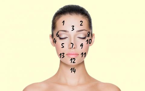 Los granitos y las manchas en la cara pueden indicar problemas en nuestra salud