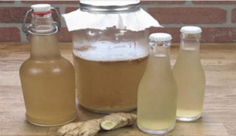 Tome Agua de jengibre: la bebida más sana que quema excesivamente la grasa de tu cintura, caderas y muslos