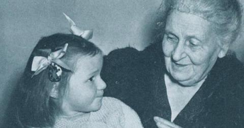 19Mandamientos deMaría Montessori para los padres defamilia