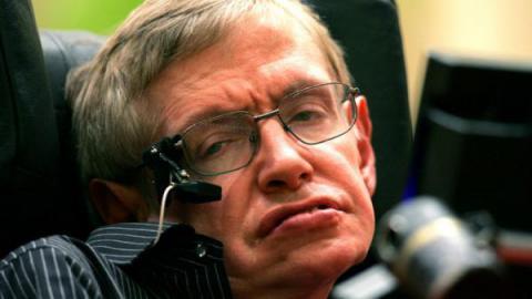 Conoce el mensaje que Stephen Hawking les dio a quienes padecen de depresión