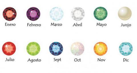 Dependiendo a tu mes de nacimiento esta es tu piedra preciosa la que revelara información increíble y precisa de ti y tu vida
