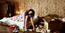 Relación entre el desorden, los miedos y el estado emocional