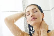 Test de la ducha