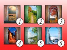 Test de los Arcos ¿Cuál elegirías Cruzar?