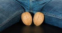 El tamaño de los testículos los hace mas infieles
