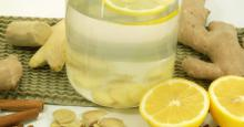 """Esta receta se la conoce como """"chupa grasa"""" hace perder 15kg en 1 mes! Derrite toda la grasa acumulada en la panza"""