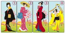 ¿Cómo te ven los demás? Observa estas damas japonesas ¿cuál te parece que es la más bella?