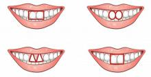 Es tan simple detectar a un egoísta. ¡Simplemente mírale los dientes!