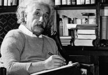 La carta que Einstein escribió a su hija sobre el amor