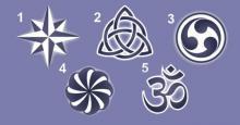 Elige uno de estos símbolos antiguos de la suerte y te diremos algo importante sobre tu presente…