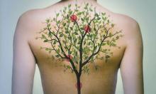 Nuestras emociones se ocultan en la espalda