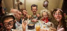 Familia tóxica: el enemigo en casa