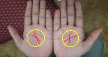 """Si tienes la letra """"X"""" en ambas manos, debes leer esto"""