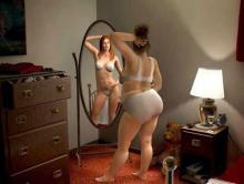 Megarexia: Cuando los Gordos se ven Flacos