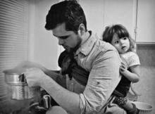 Yo no ayudo a mi mujer con los niños ni con las tareas de casa