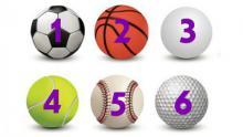 Elige una de estas pelotas y descubre que dice sobre tu personalidad. ¡Te sorprenderás!
