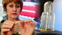 """Un condón femenino con """"dientes"""" busca evitar las violaciones en sudáfrica"""