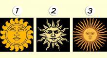 El Sol Antiguo que elijas te dará un mensaje guía que te ayudará a tener una mejor semana