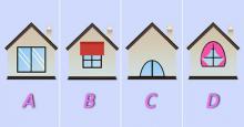 Elige una casa, la decisión que tomes dirá mucho más de tu personalidad de lo que imaginas