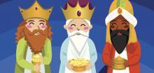 ¿Cuál de los tres Reyes Magos eres?