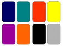 Escoge un color y te diré cómo eres