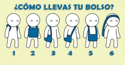 La forma de llevar tu bolso revela mucho sobre tu personalidad
