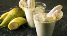 Remedio para la gastritis: pera y banana