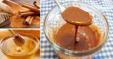 """A esta mezcla la llaman el """"SANTO REMEDIO"""". Estos son los beneficios mas potente de tomar una cucharada de miel y la canela cada día.."""