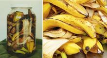 Aprende hacer un Potente Fertilizante a base de Cascara de Banana.Para tus hermosas plantas