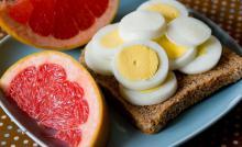Pierde hasta 5 kilos en pocos días con la dieta del huevo y la toronja