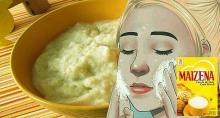 Acaba con arrugas y manchas que no deseas en tu rostro con solo usar la maizena y aquí la forma correcta de prepararla.
